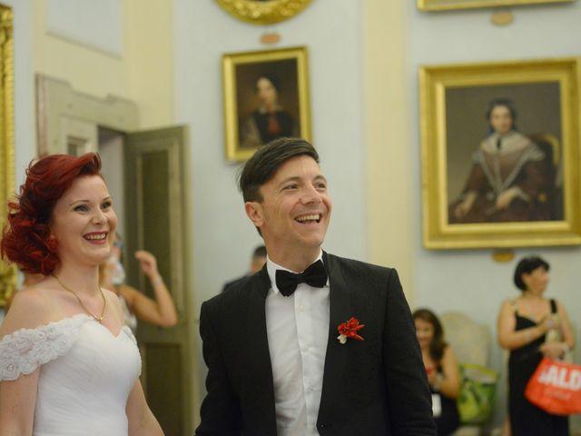 Il matrimonio di Francesco e Nataliya a Modena, Modena 1
