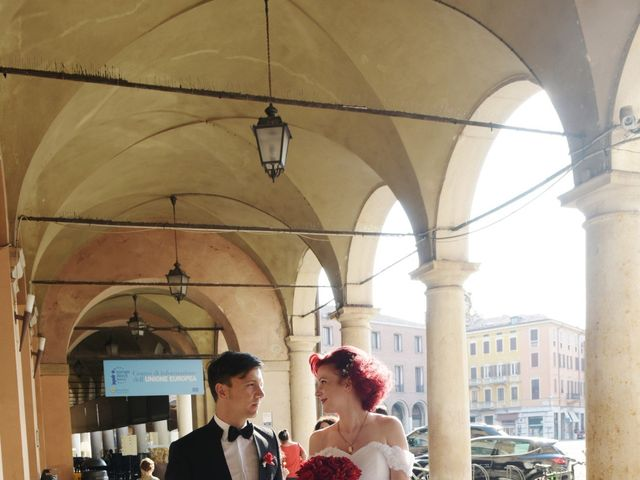 Il matrimonio di Francesco e Nataliya a Modena, Modena 8