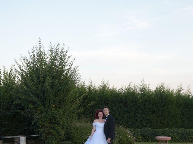 Le nozze di Nataliya e Francesco