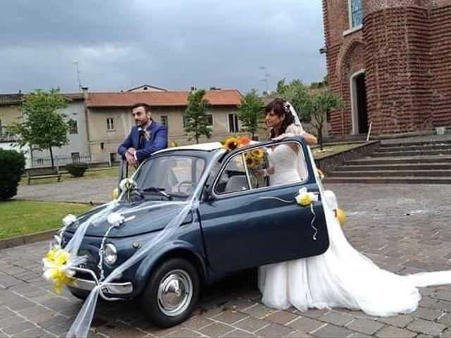 Il matrimonio di Alessandro e Luana a Cesano Maderno, Monza e Brianza 2