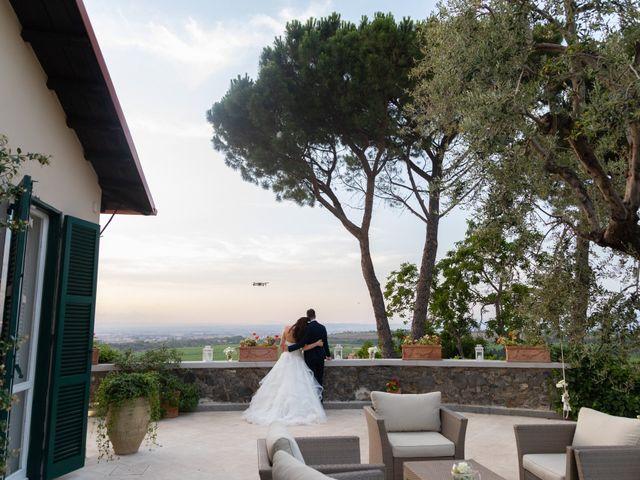 Il matrimonio di Daniele e Francesca a Roma, Roma 1