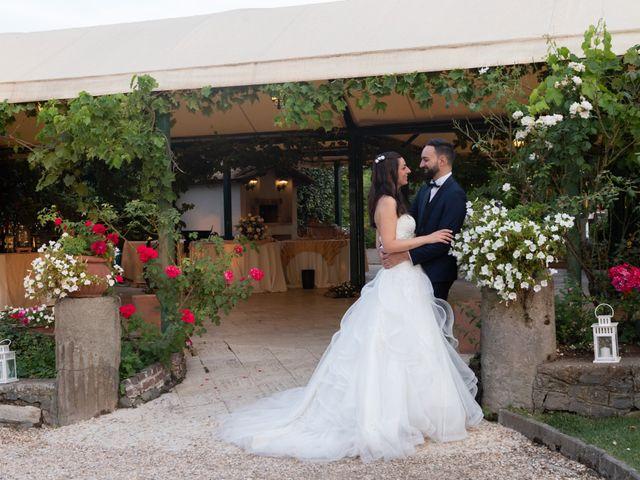 Il matrimonio di Daniele e Francesca a Roma, Roma 2