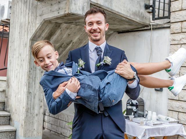 Il matrimonio di Oliviero e Ylenia a Provaglio d'Iseo, Brescia 22
