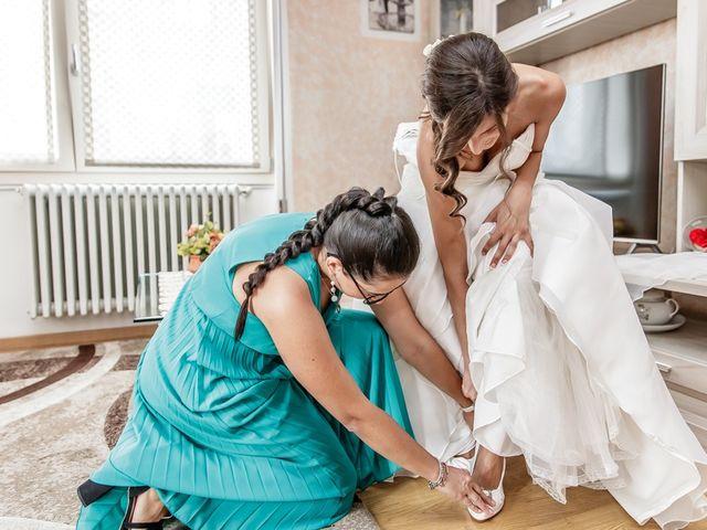 Il matrimonio di Oliviero e Ylenia a Provaglio d'Iseo, Brescia 23