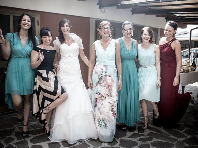 Il matrimonio di Oliviero e Ylenia a Provaglio d'Iseo, Brescia 30