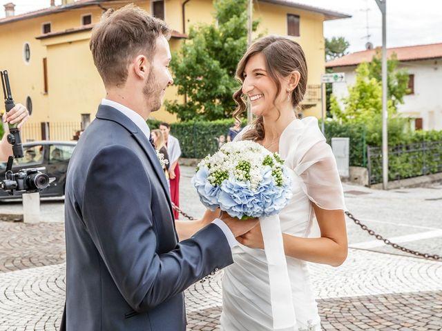 Il matrimonio di Oliviero e Ylenia a Provaglio d'Iseo, Brescia 37