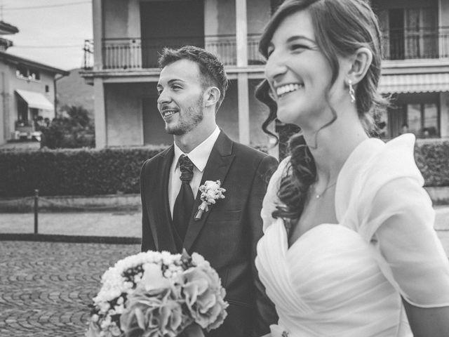 Il matrimonio di Oliviero e Ylenia a Provaglio d'Iseo, Brescia 38