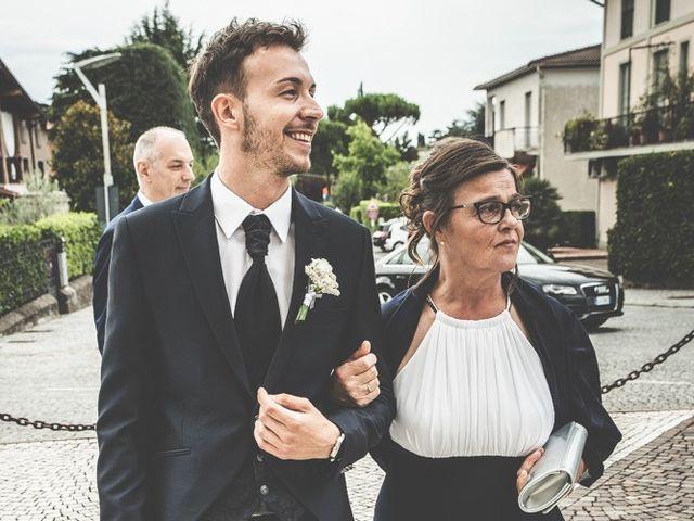 Il matrimonio di Oliviero e Ylenia a Provaglio d'Iseo, Brescia 39