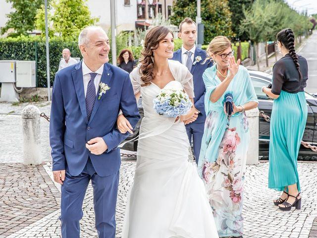 Il matrimonio di Oliviero e Ylenia a Provaglio d'Iseo, Brescia 40
