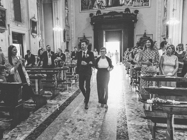 Il matrimonio di Oliviero e Ylenia a Provaglio d'Iseo, Brescia 42
