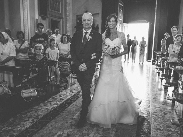 Il matrimonio di Oliviero e Ylenia a Provaglio d'Iseo, Brescia 44