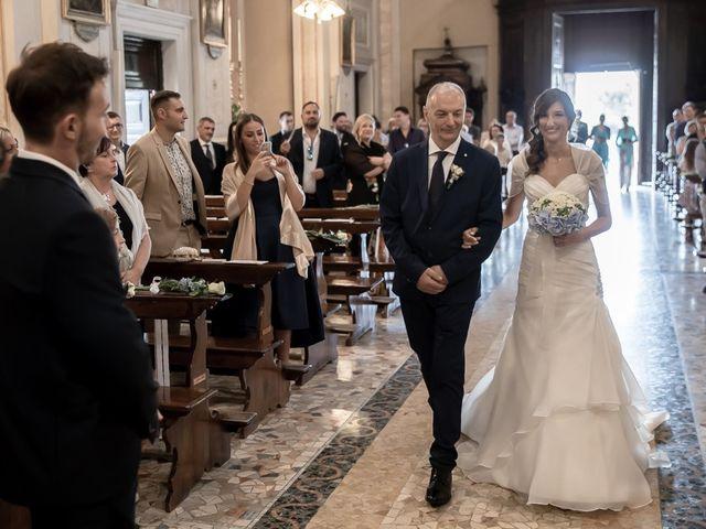 Il matrimonio di Oliviero e Ylenia a Provaglio d'Iseo, Brescia 45