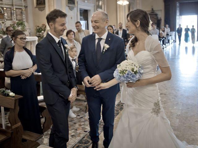 Il matrimonio di Oliviero e Ylenia a Provaglio d'Iseo, Brescia 46