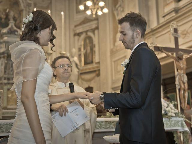 Il matrimonio di Oliviero e Ylenia a Provaglio d'Iseo, Brescia 49