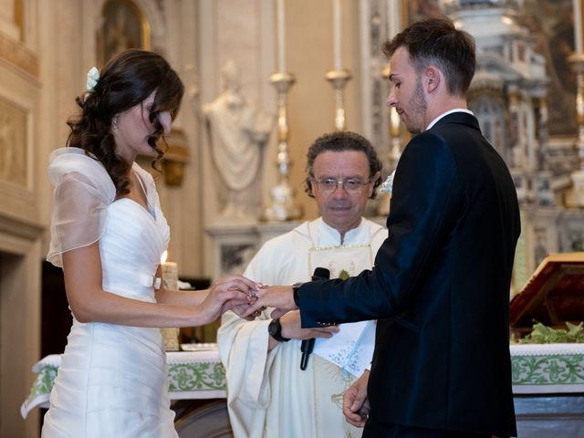 Il matrimonio di Oliviero e Ylenia a Provaglio d'Iseo, Brescia 50
