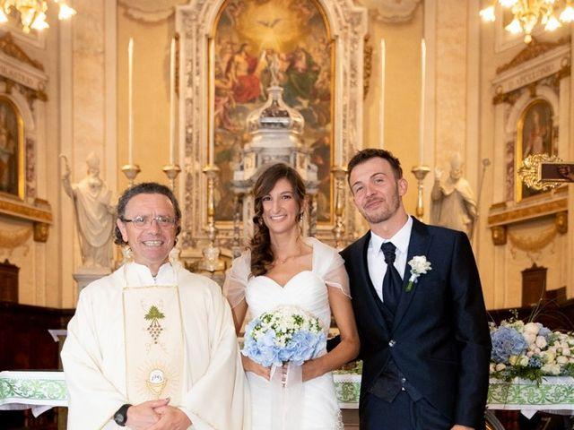 Il matrimonio di Oliviero e Ylenia a Provaglio d'Iseo, Brescia 59