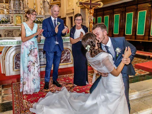 Il matrimonio di Oliviero e Ylenia a Provaglio d'Iseo, Brescia 60