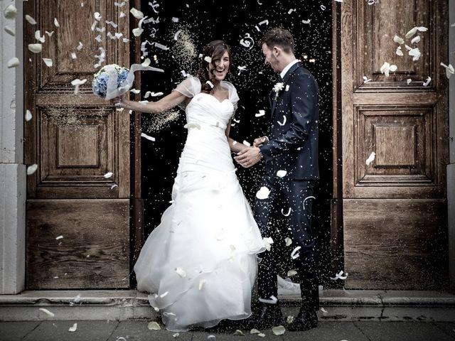 Il matrimonio di Oliviero e Ylenia a Provaglio d'Iseo, Brescia 61
