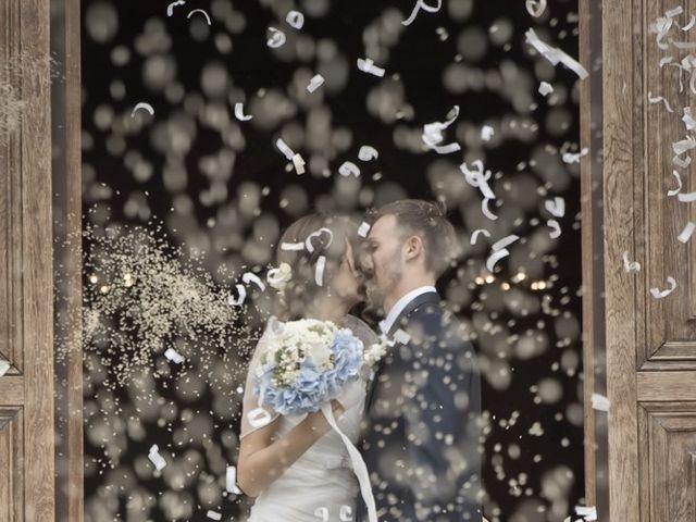 Il matrimonio di Oliviero e Ylenia a Provaglio d'Iseo, Brescia 62