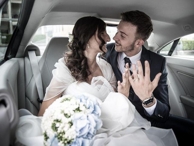 Il matrimonio di Oliviero e Ylenia a Provaglio d'Iseo, Brescia 67