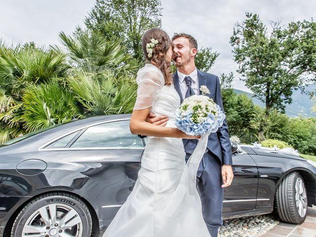 Il matrimonio di Oliviero e Ylenia a Provaglio d'Iseo, Brescia 69