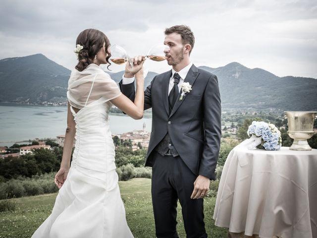 Il matrimonio di Oliviero e Ylenia a Provaglio d'Iseo, Brescia 73