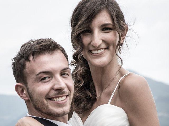 Il matrimonio di Oliviero e Ylenia a Provaglio d'Iseo, Brescia 76