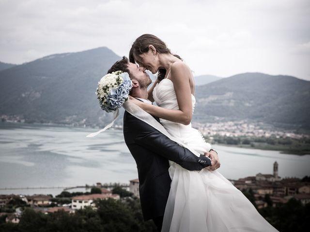 Il matrimonio di Oliviero e Ylenia a Provaglio d'Iseo, Brescia 80