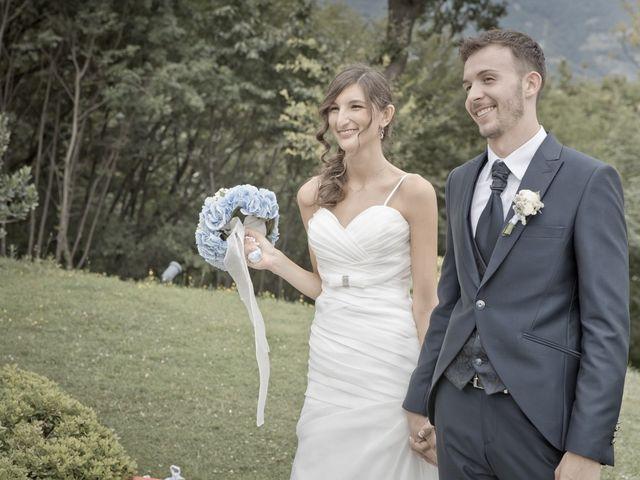 Il matrimonio di Oliviero e Ylenia a Provaglio d'Iseo, Brescia 81