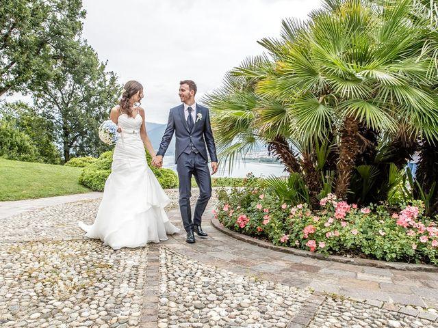 Il matrimonio di Oliviero e Ylenia a Provaglio d'Iseo, Brescia 82