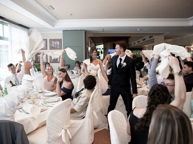 Il matrimonio di Oliviero e Ylenia a Provaglio d'Iseo, Brescia 85