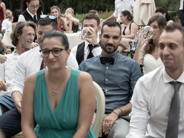 Il matrimonio di Oliviero e Ylenia a Provaglio d'Iseo, Brescia 88