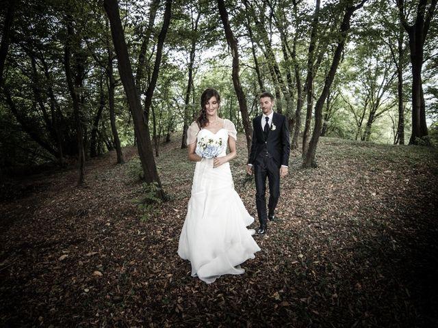 Il matrimonio di Oliviero e Ylenia a Provaglio d'Iseo, Brescia 89