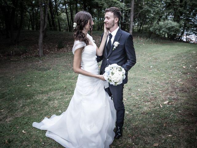 Il matrimonio di Oliviero e Ylenia a Provaglio d'Iseo, Brescia 91