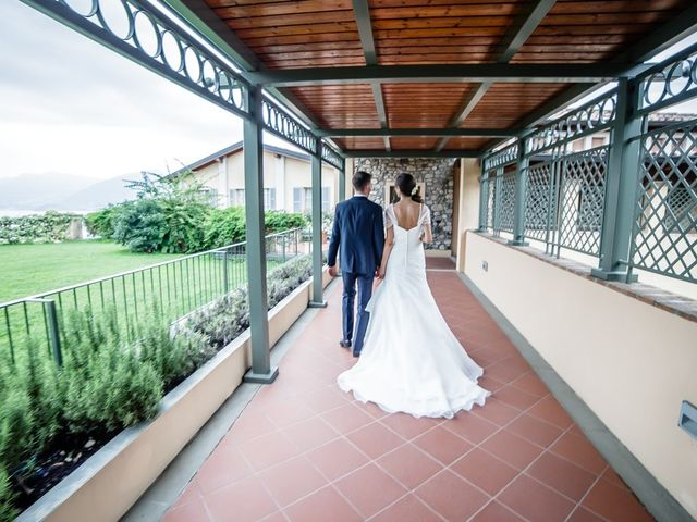 Il matrimonio di Oliviero e Ylenia a Provaglio d'Iseo, Brescia 97