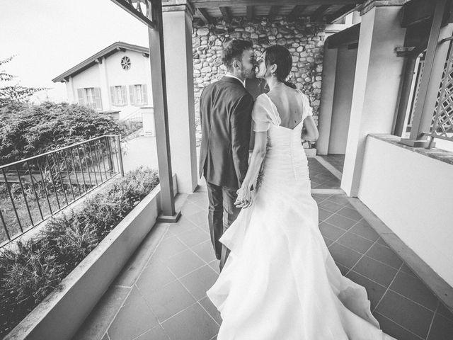 Il matrimonio di Oliviero e Ylenia a Provaglio d'Iseo, Brescia 99