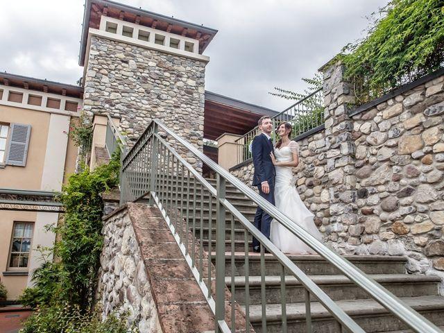 Il matrimonio di Oliviero e Ylenia a Provaglio d'Iseo, Brescia 100
