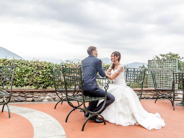 Il matrimonio di Oliviero e Ylenia a Provaglio d'Iseo, Brescia 106