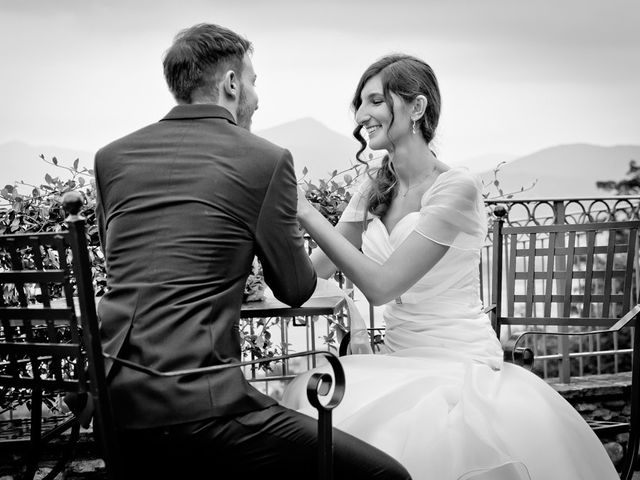 Il matrimonio di Oliviero e Ylenia a Provaglio d'Iseo, Brescia 107