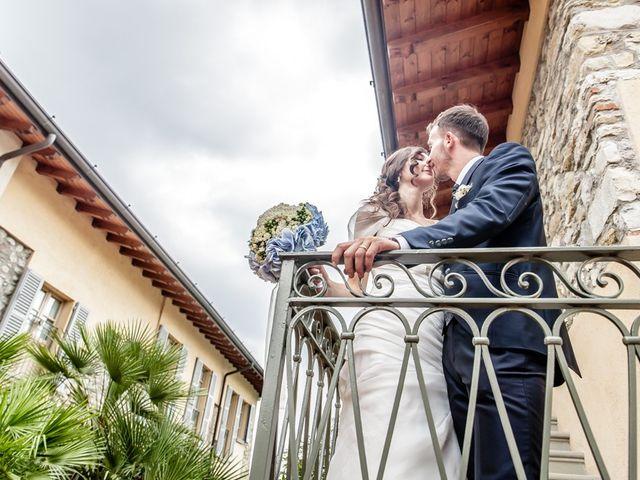 Il matrimonio di Oliviero e Ylenia a Provaglio d'Iseo, Brescia 1