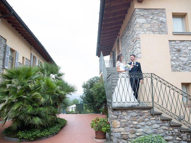 Il matrimonio di Oliviero e Ylenia a Provaglio d'Iseo, Brescia 109