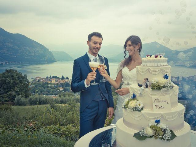 Il matrimonio di Oliviero e Ylenia a Provaglio d'Iseo, Brescia 110