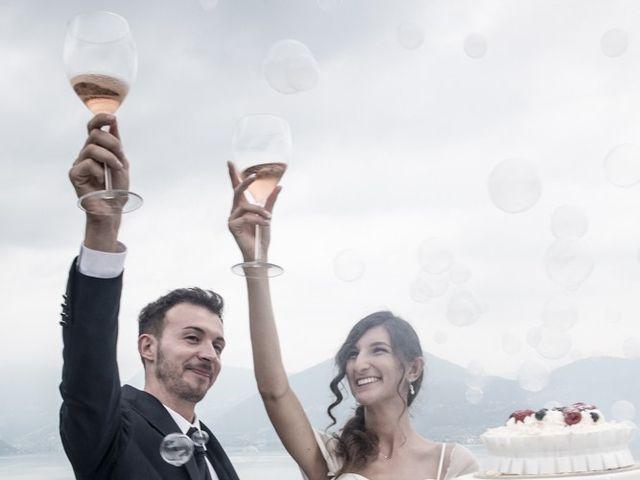 Il matrimonio di Oliviero e Ylenia a Provaglio d'Iseo, Brescia 112