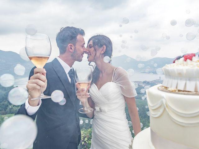 Il matrimonio di Oliviero e Ylenia a Provaglio d'Iseo, Brescia 113