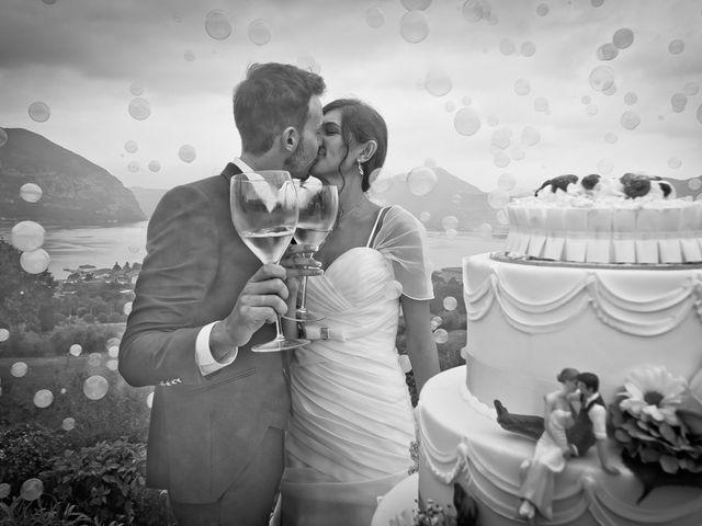 Il matrimonio di Oliviero e Ylenia a Provaglio d'Iseo, Brescia 114