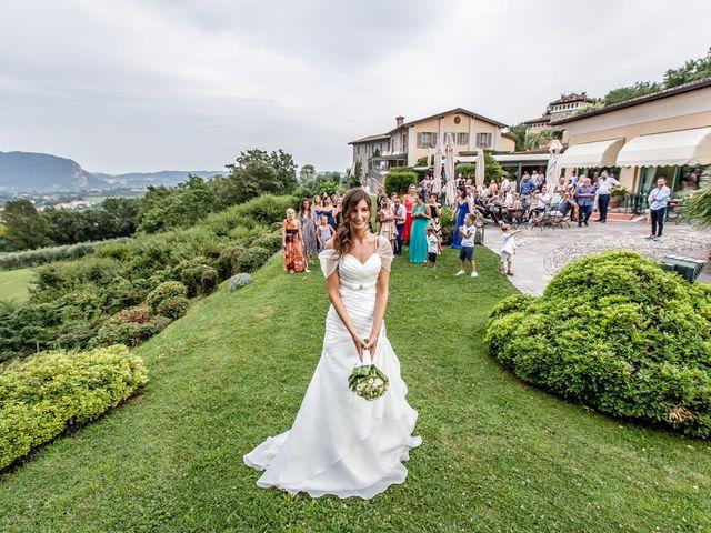 Il matrimonio di Oliviero e Ylenia a Provaglio d'Iseo, Brescia 116