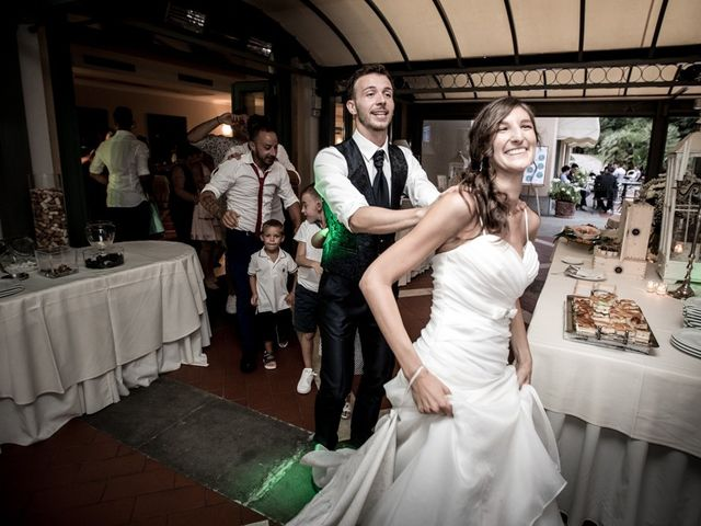 Il matrimonio di Oliviero e Ylenia a Provaglio d'Iseo, Brescia 122