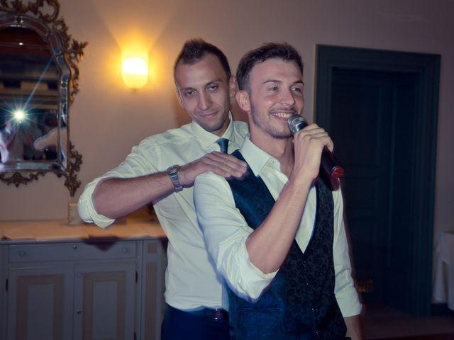Il matrimonio di Oliviero e Ylenia a Provaglio d'Iseo, Brescia 130