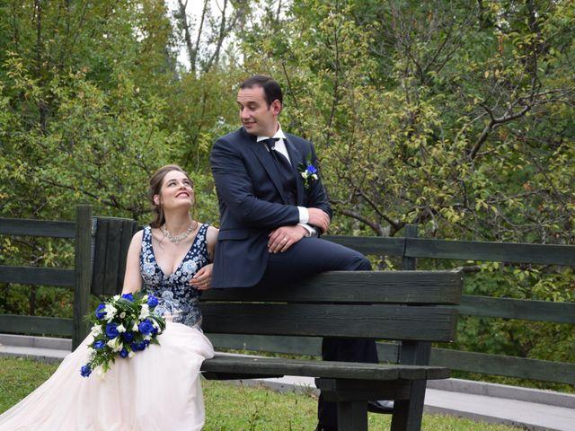 Le nozze di Isadora e Nicola