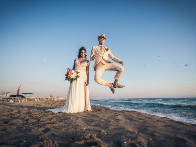 Il matrimonio di Erika e Nicola a Viareggio, Lucca 1